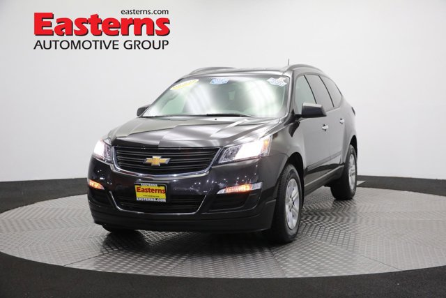 2017 Chevrolet Traverse for sale 120591 0