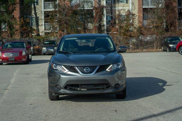 2018 Nissan RogueSport S