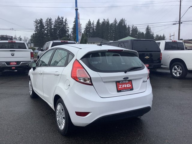 Used 2016 Ford Fiesta 5dr HB S