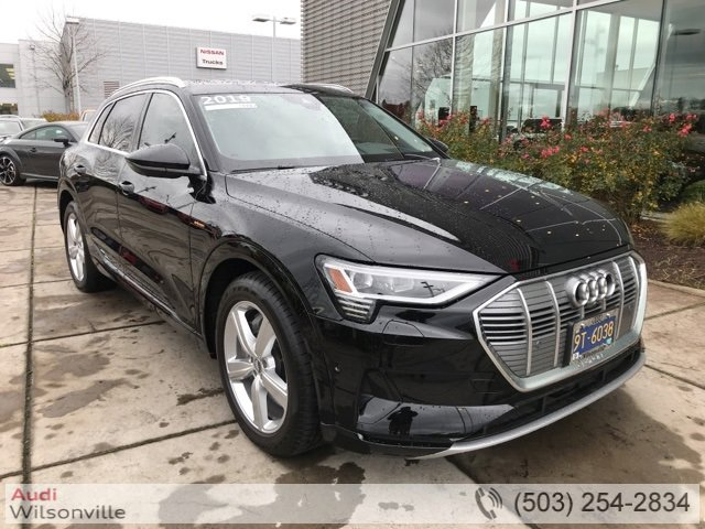 Used 2019 Audi e-tron in , OR
