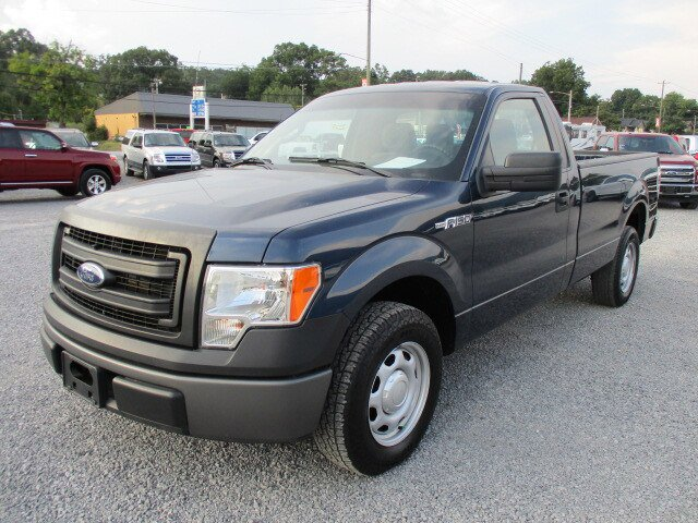 Used 2014 Ford F-150 in Fort Payne, AL