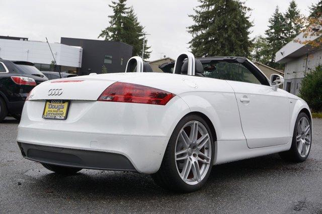 Used 2009 Audi TT 2dr Rdstr AT 2.0T FrontTrak Prem