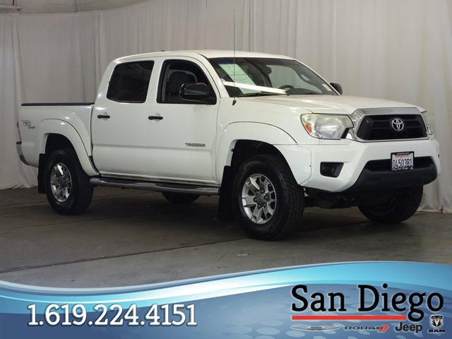 Used 2012 Toyota Tacoma in San Diego, CA