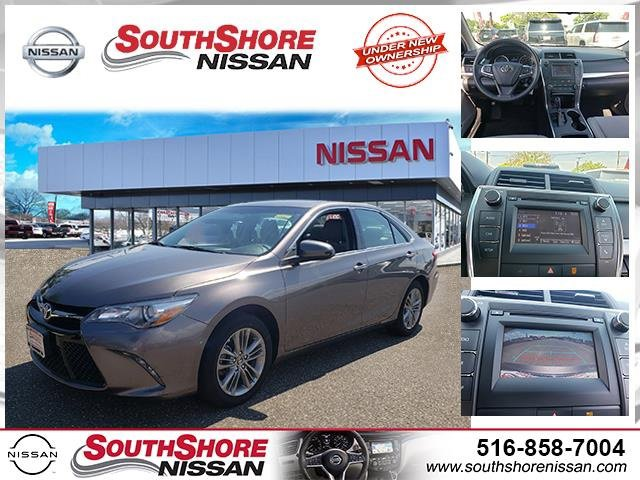 2017 Toyota Camry SE SE Auto Regular Unleaded I-4 2.5 L/152 [1]
