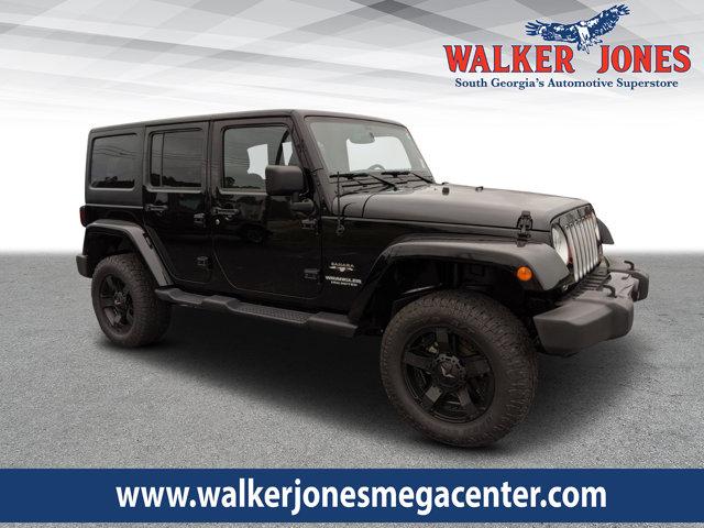 Used 2016 Jeep Wrangler Unlimited in Waycross, GA