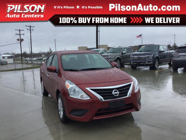Used 2019 Nissan Versa in Mattoon, IL