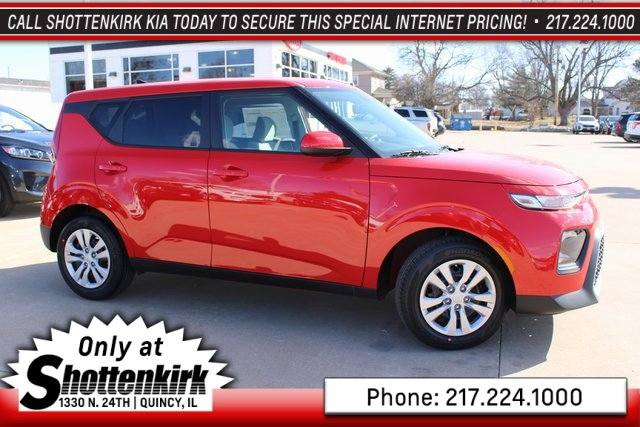 New 2020 KIA Soul in Quincy, IL