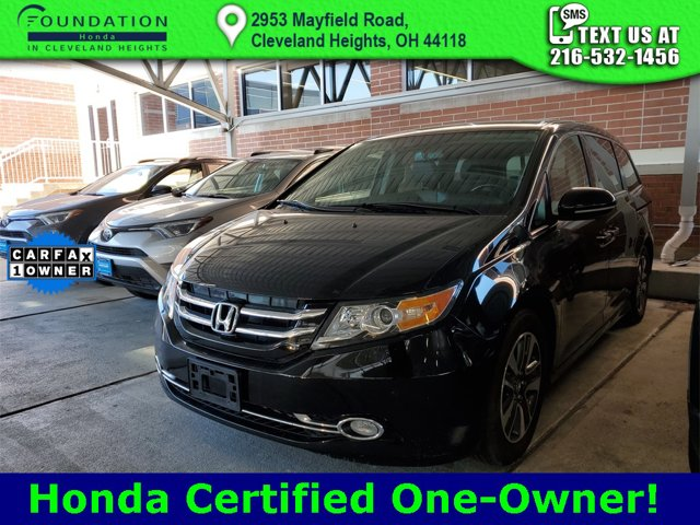 Used 2017 Honda Odyssey in Cleveland Heights, OH