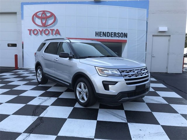 Used 2018 Ford Explorer in Henderson, NC