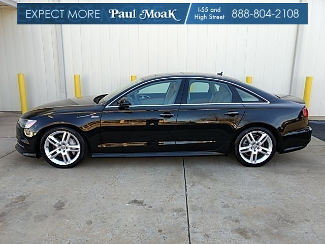 Used 2016 Audi A6 in Jackson, MS