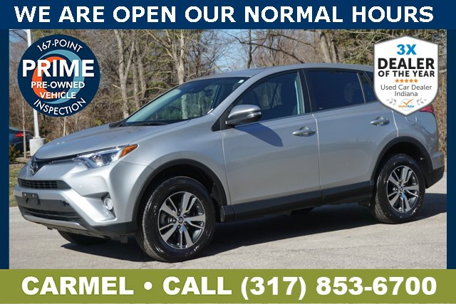 Used 2018 Toyota RAV4 in Indianapolis, IN
