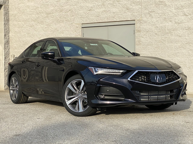 2021 Acura TLX w/Advance Package