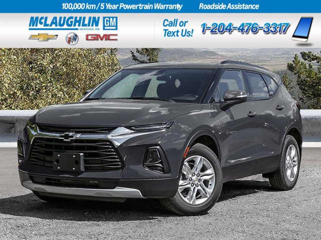 2021 Chevrolet Blazer LT AWD 4dr LT Turbocharged Gas I4 2.0L/ [0]