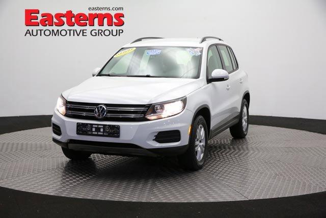 2017 Volkswagen Tiguan S Sport Utility