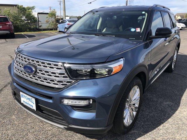 Used 2020 Ford Explorer in Dothan & Enterprise, AL