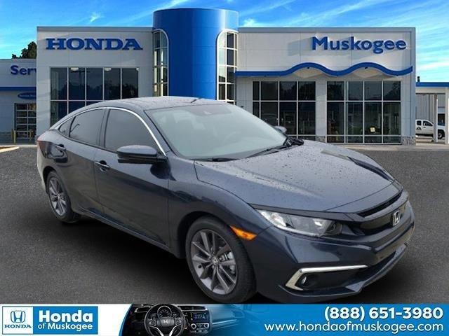 New 2020 Honda Civic Sedan in Muskogee, OK
