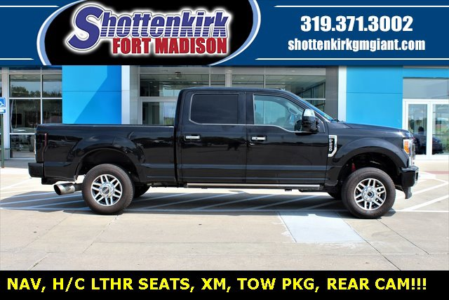 Used 2017 Ford Super Duty F-250 SRW in Fort Madison, IA