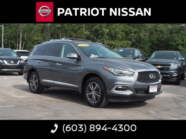 Used 2016 INFINITI QX60 in Salem, NH