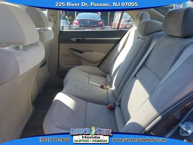 Used 2009 Honda Civic Sdn in Clifton, NJ