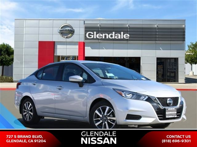 2020 Nissan Versa SV SV CVT Regular Unleaded I-4 1.6 L/98 [10]