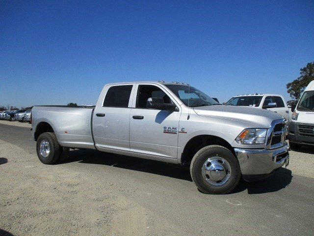 New 2017 Ram 3500 Tradesman 4x2 Crew Cab 8' Box