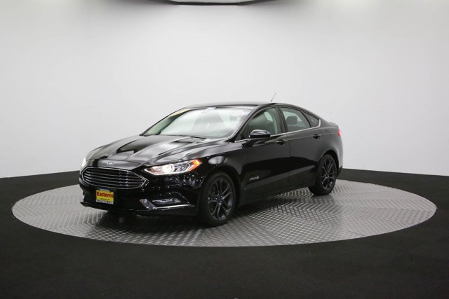 2018 Ford Fusion Hybrid for sale 124604 50