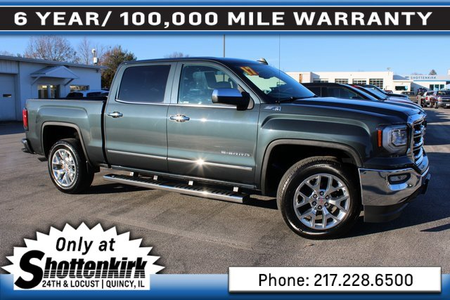 Used 2017 GMC Sierra 1500 in Quincy, IL