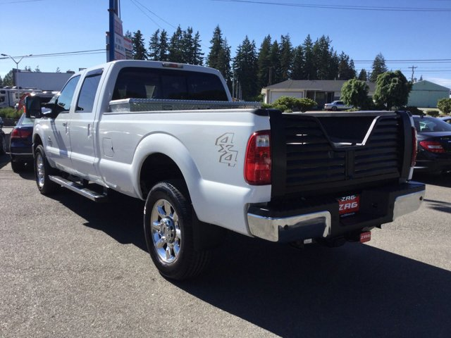 Used 2011 Ford Super Duty F-350 SRW 4WD Crew Cab 172 Lariat