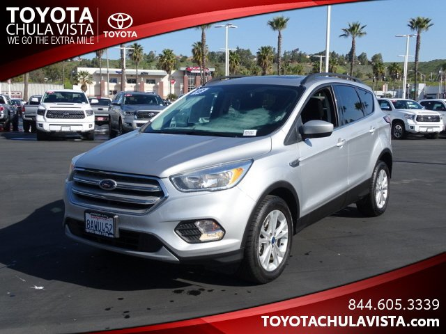 Used 2018 Ford Escape in San Diego, CA