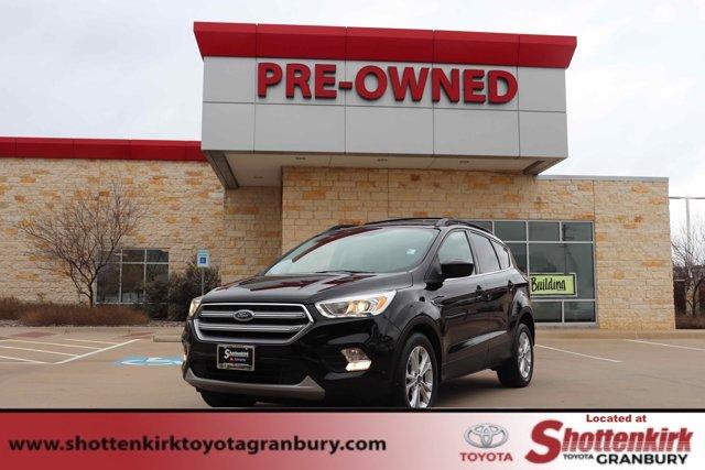 Used 2017 Ford Escape in Granbury, TX