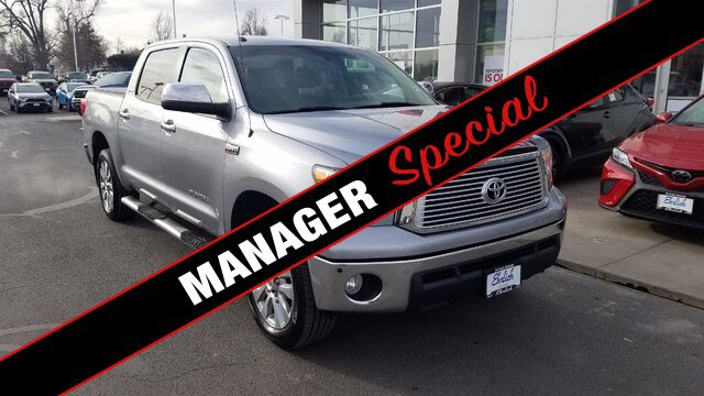 Used 2013 Toyota Tundra in Greeley, CO