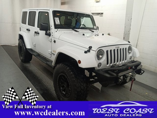 Used 2015 Jeep Wrangler Unlimited in Pasco, WA
