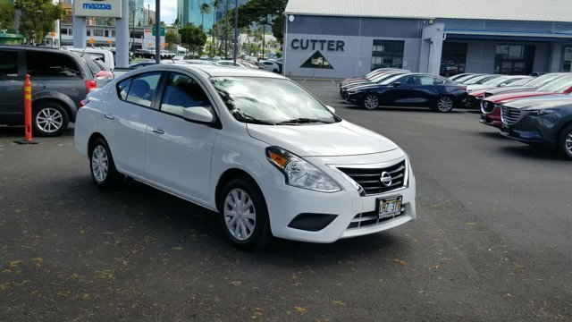Used 2018 Nissan Versa in Honolulu, HI