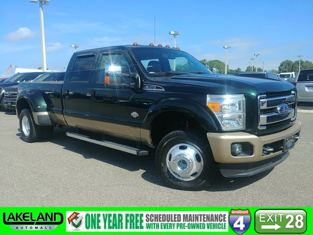 2014 Ford F-350SD King Ranch
