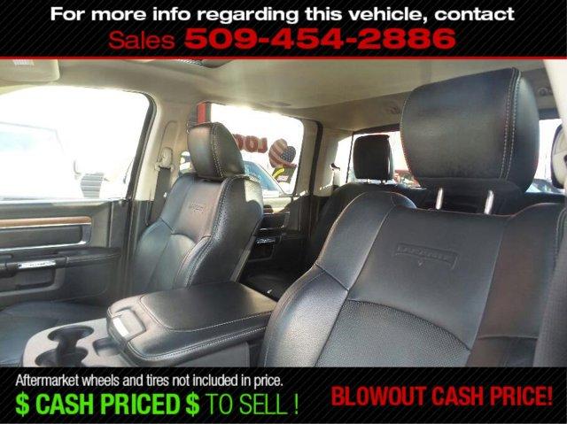Used 2014 Ram 1500 4WD Crew Cab 140.5 Laramie