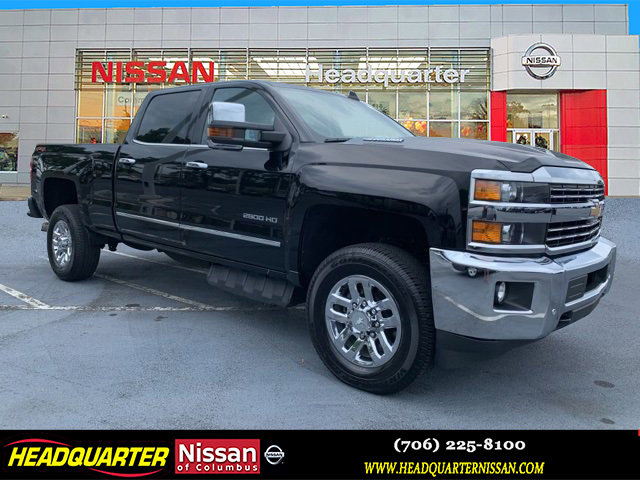 Used 2018 Chevrolet Silverado 2500HD in Columbus, GA