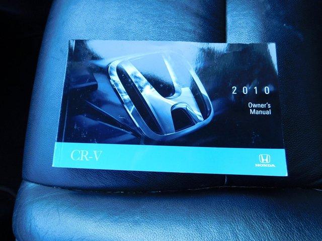 Used 2010 Honda CR-V 4WD 5dr EX-L