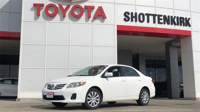 Used 2013 Toyota Corolla in Quincy, IL