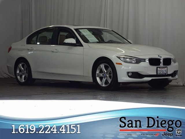 Used 2014 BMW 3 Series in San Diego, CA