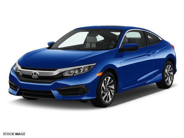 New 2016 Honda Civic Coupe 2dr CVT LX-P