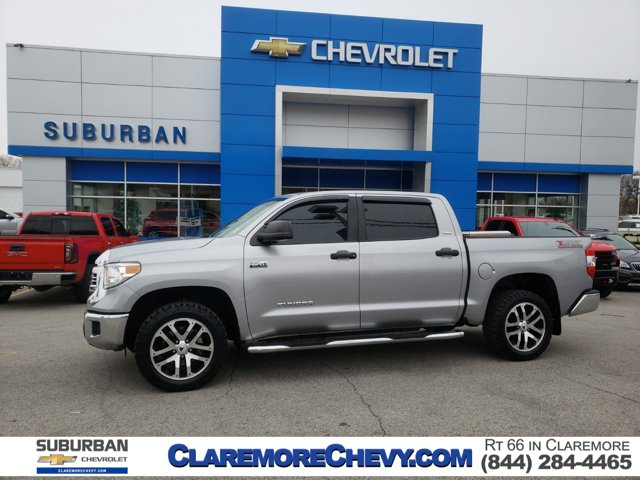 Used 2017 Toyota Tundra in Claremore, OK