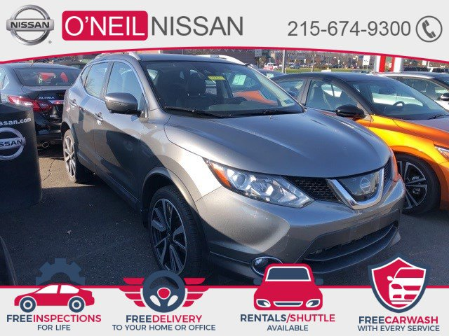 2017 Nissan Rogue Sport SL AWD SL Regular Unleaded I-4 2.0 L/122 [10]