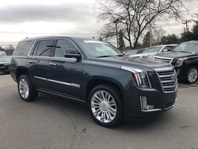 2019 Cadillac Escalade 4WD 4dr Platinum