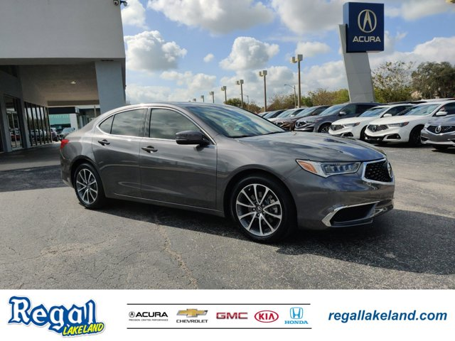 Used 2019 Acura TLX in Lakeland, FL