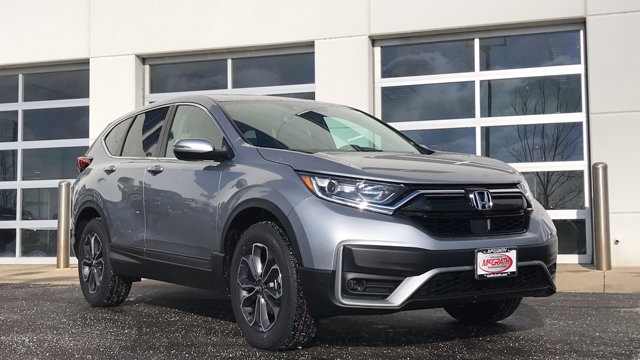 New 2020 Honda CR-V in Elgin, IL
