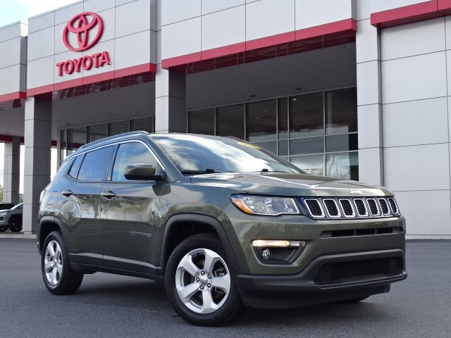 Used 2017 Jeep Compass in Daphne, AL