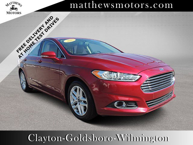 Used 2016 Ford Fusion in Goldsboro, NC