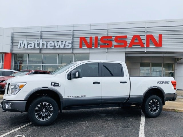 New 2019 Nissan Titan XD in Paris, TX
