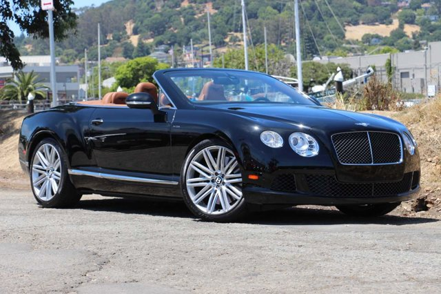 2014 BENTLEY CONTINENTAL GT SPEED Speed 1