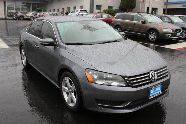 Used 2013 Volkswagen Passat in Bellevue, WA